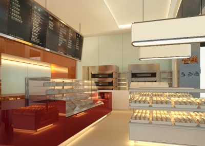 Bakery Shop Nanchang 1